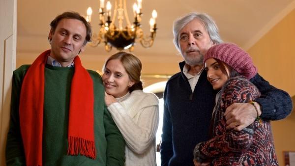 Šafránková a Abrhám po letech opět spolu ve filmu! Přijde letos Ježíšek?
