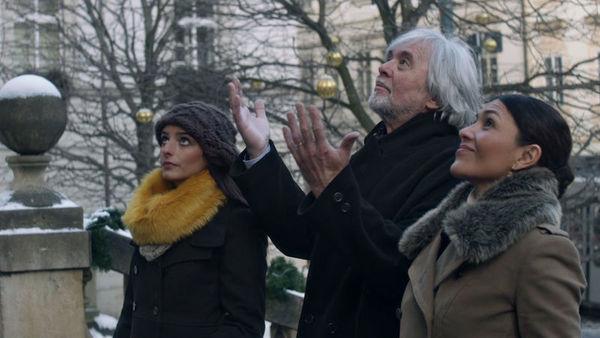 Romantická komedie s Abrhámem a Šafránkovou už má trailer